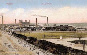 Pilsen, Skoda-Werke