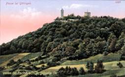Burg Plesse bei Göttingen