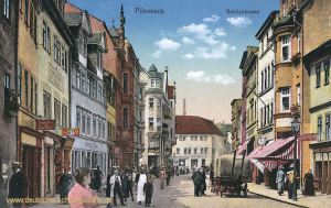 Pößneck, Breitestrasse