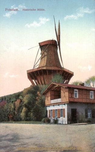 Potsdam, Historische Mühle