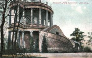 Potsdam, Park Sanssouci Belvedere