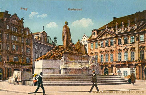Prag, Husdenkmal