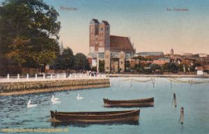 Prenzlau, Am Uckersee