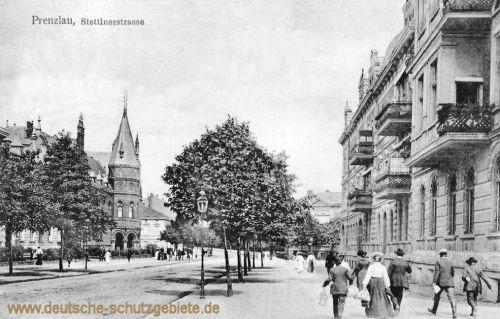 Prenzlau, Stettinerstraße