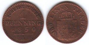 1 Pfennig