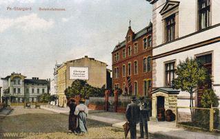 Preußisch-Stargard, Bahnhofstraße