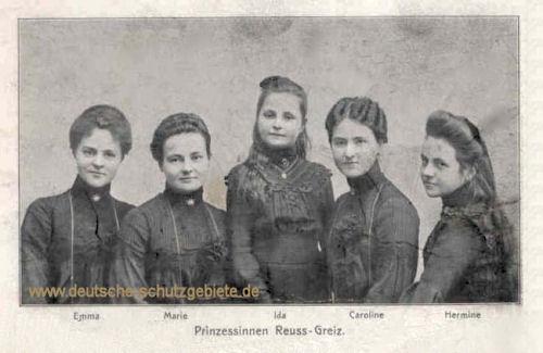 Prinzessinnen Reuss-Greiz