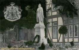 Bad Pyrmont, Kaiser Friedrich-Denkmal