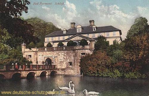 Bad Pyrmont, Schloss