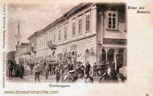 Radautz, Kirchengasse