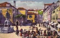 Ragusa, Gundulic-Platz