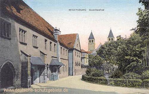 Regensburg, Domfriedhof