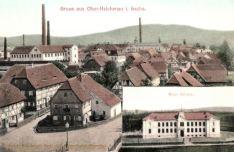 Reichenau i. S., Ober-Reichenau, Neue Schule