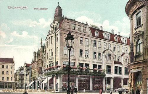 Reichenberg, Schienhof
