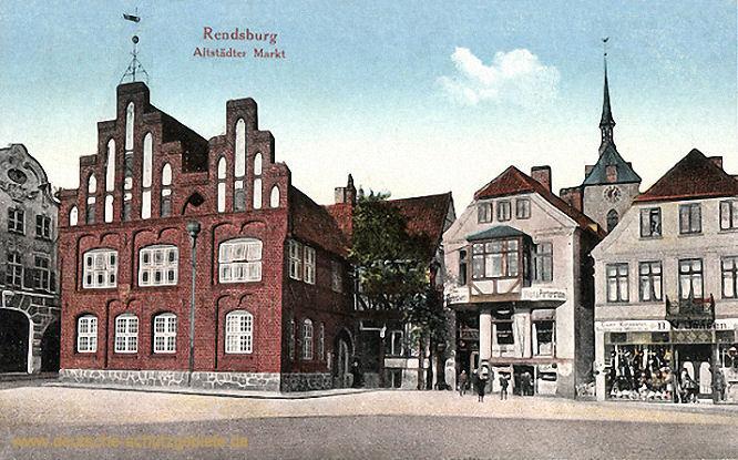Rendsburg, Altstädter Markt