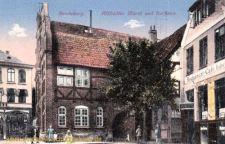 Rendsburg, Altstädter Markt und Rathaus