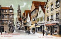 Reutlingen, Wilhelmstraße