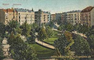 Rixdorf, Reuterplatz