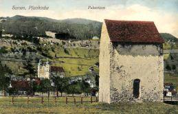 Sarnen, Pfarrkirche, Pulverturm