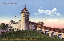 Schaffhausen, Unot