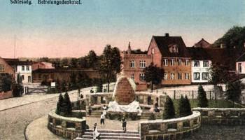 Schleswig, Befreiungsdenkmal