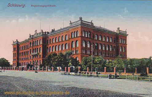 Schleswig, Regierungsgebäude