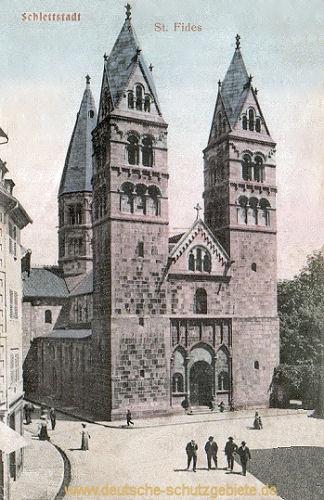 Schlettstadt, St. Fides