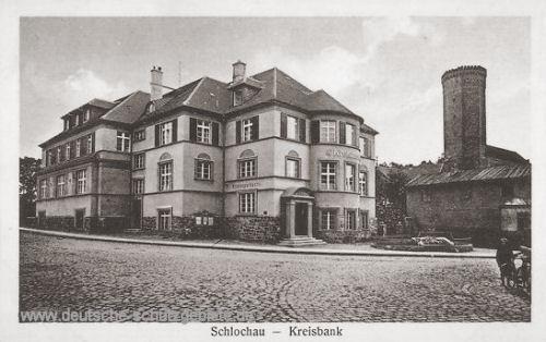 Schlochau, Kreisbank