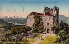 Schloss Habsburg - Stammschloss des österreichischen Kaiserhauses