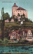 Schloss Werdenberg bei Buchs