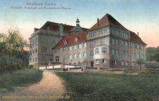 Schwäbisch Gmünd, Kgl. Fachschule und Kunstgewerbe-Museum