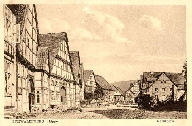 Schwalenberg in Lippe, Rathaus
