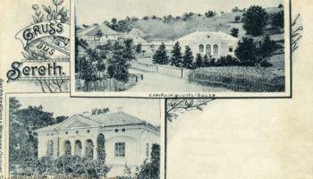 Sereth (Bukowina), Villa Quirsfeld