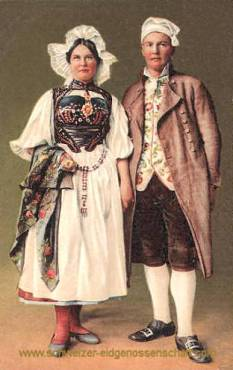 Solothurn, Tracht