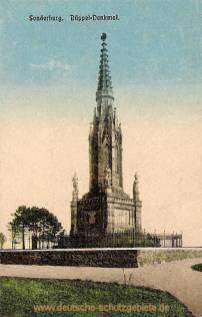 Sonderburg, Düppeldenkmal