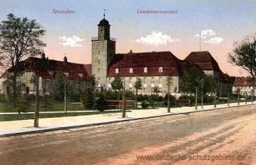 Spandau, Landesturnanstalt