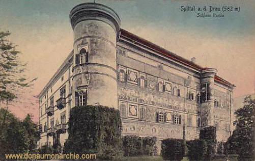 Spittal a. d. Drau, Schloss Porcia