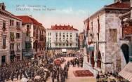 Spalato (Split), Piazza dei Signori