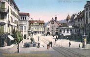 St. Gallen, Theaterplatz