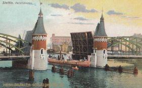 Stettin, Parnitzbrücke