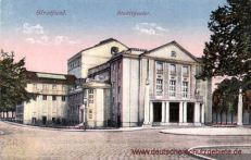 Stralsund, Stadttheater