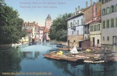 Straßburg i. E., Bei den gedeckten Brücken