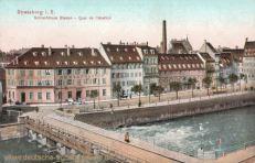 Straßburg i. E., Schlachthaus Staden