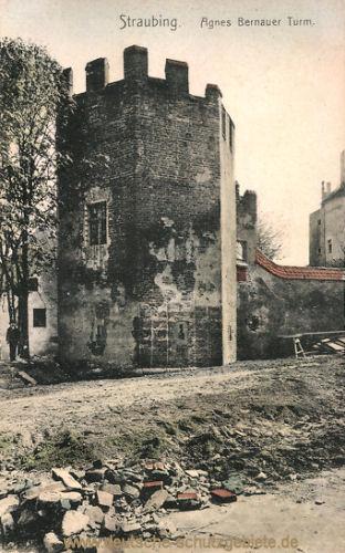 Straubing, Agnes Bernauer Turm