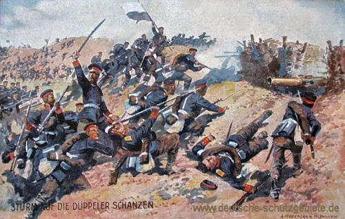 Sturm auf die Düppeler Schanzen, 1864