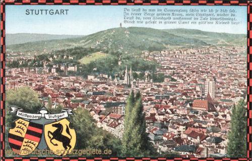 Stuttgart, Wappen
