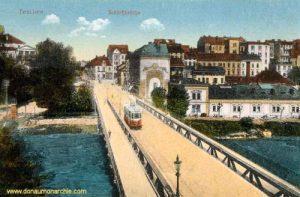 Teschen, Schloßbrücke