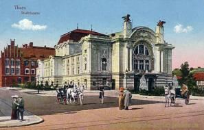Thorn, Stadttheater