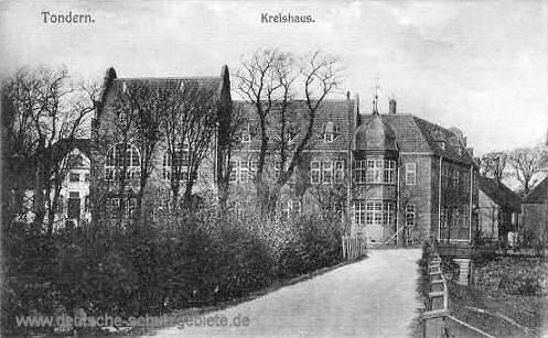Tondern, Kreishaus