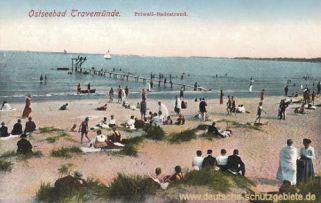 Travemünde, Priwall-Badestrand
